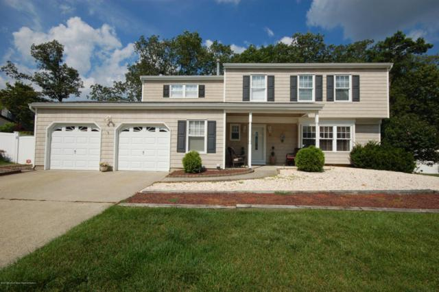 12 Remsen Drive, Howell, NJ 07731 (MLS #21734200) :: The Dekanski Home Selling Team