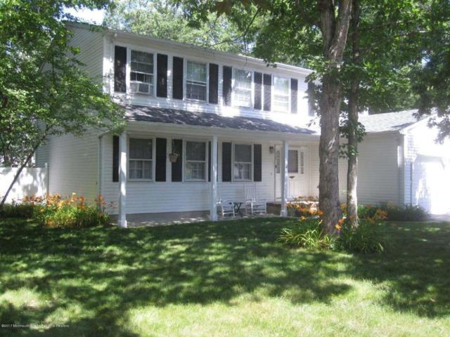 127 Ticonderoga Drive, Toms River, NJ 08755 (MLS #21734224) :: The Dekanski Home Selling Team