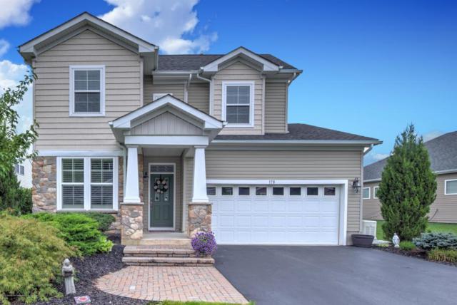 178 W Renaissance Boulevard, Farmingdale, NJ 07727 (MLS #21734335) :: The Dekanski Home Selling Team