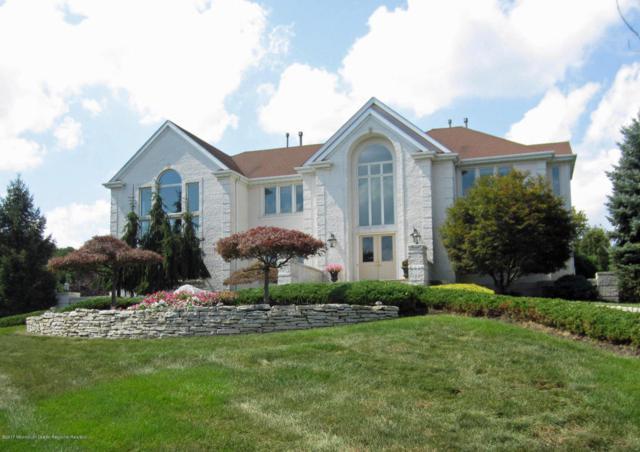 5 Meadows Run Drive, Colts Neck, NJ 07722 (MLS #21734452) :: The Dekanski Home Selling Team