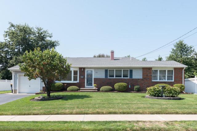 20 Coral Drive, Hazlet, NJ 07730 (MLS #21735071) :: The Dekanski Home Selling Team