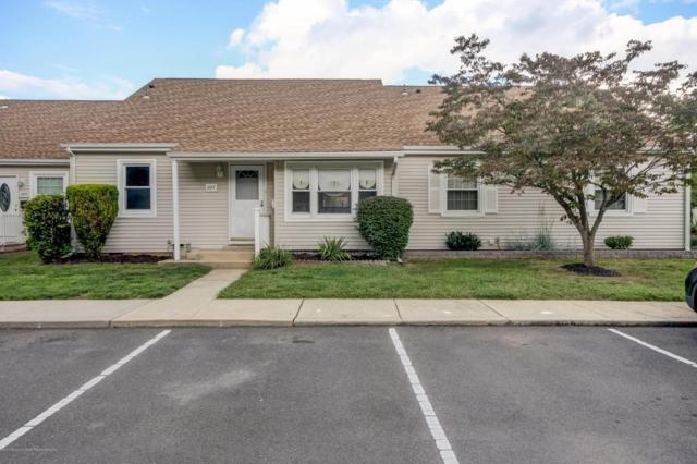 107e Ragley Hall Road #1000, Freehold, NJ 07728 (MLS #21735089) :: The Dekanski Home Selling Team