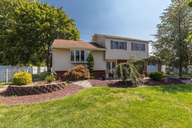 7 Milton Avenue, Manalapan, NJ 07726 (MLS #21735144) :: The Dekanski Home Selling Team