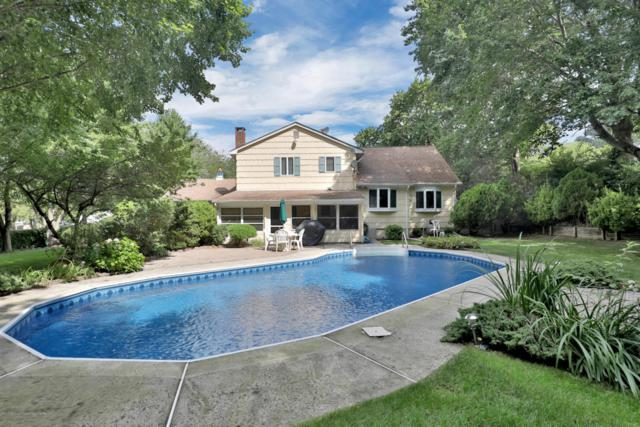 14 Decker Drive, Middletown, NJ 07748 (MLS #21735255) :: The Dekanski Home Selling Team