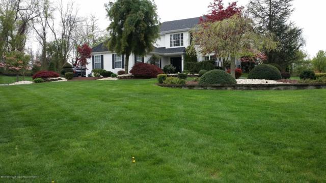 21 Arrowhead Way, Millstone, NJ 08535 (MLS #21735349) :: The Dekanski Home Selling Team