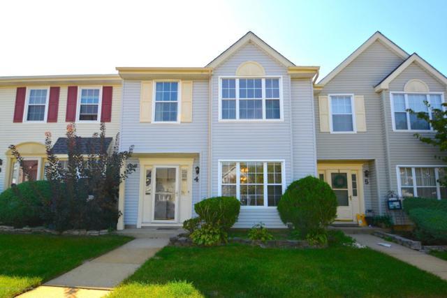51 Christopher Court #4, Freehold, NJ 07728 (MLS #21735605) :: The Dekanski Home Selling Team