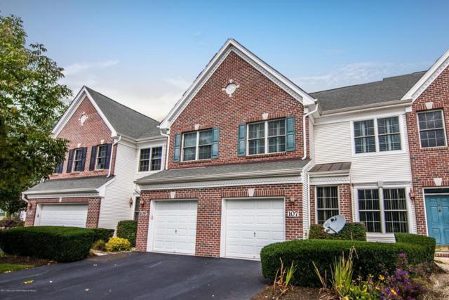 107 Deepwater Circle, Manalapan, NJ 07726 (MLS #21735931) :: The Dekanski Home Selling Team