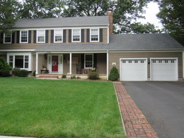 1745 Rolling Ridge Lane, Toms River, NJ 08755 (MLS #21735932) :: The Dekanski Home Selling Team