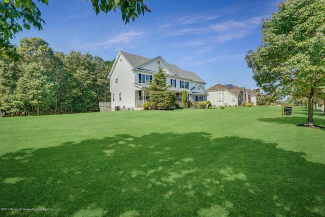 16 Woods Edge Drive, Jackson, NJ 08527 (MLS #21736408) :: The Dekanski Home Selling Team