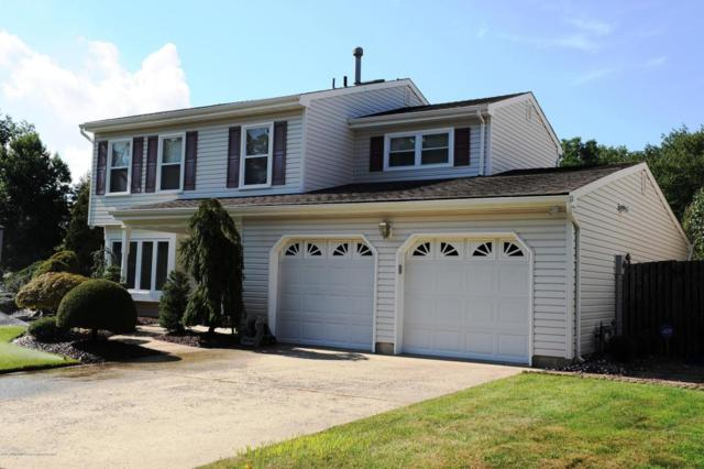 5 Remsen Drive, Howell, NJ 07731 (MLS #21736479) :: The Dekanski Home Selling Team