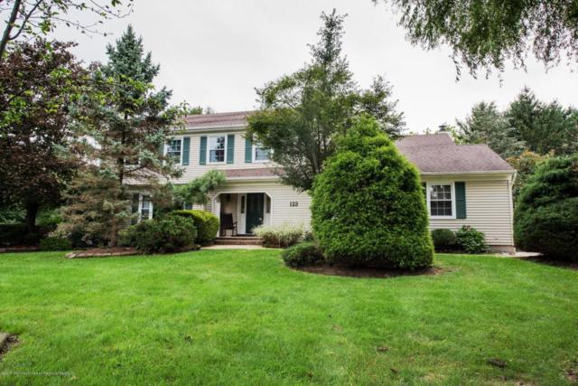 122 Four Winds Drive, Middletown, NJ 07748 (MLS #21736845) :: The Dekanski Home Selling Team