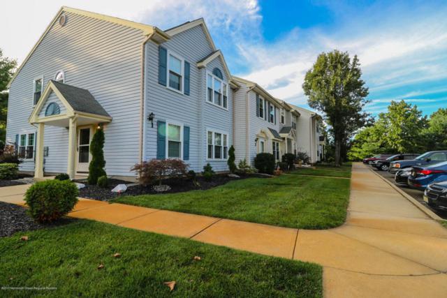 34 Camelot Court #1, Freehold, NJ 07728 (MLS #21737143) :: The Dekanski Home Selling Team