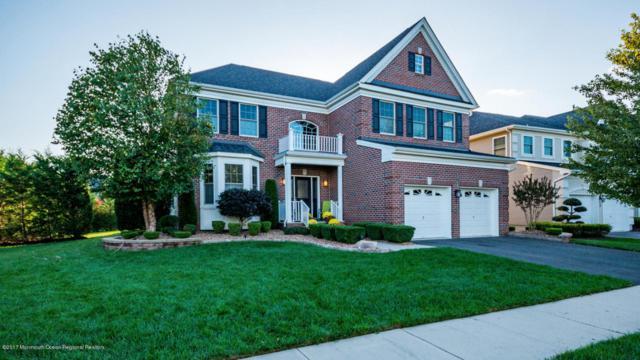1 Avalon Lane, Manalapan, NJ 07726 (MLS #21737180) :: The Dekanski Home Selling Team