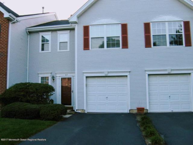 103 Wood Duck Court #1000, Freehold, NJ 07728 (MLS #21737498) :: The Dekanski Home Selling Team