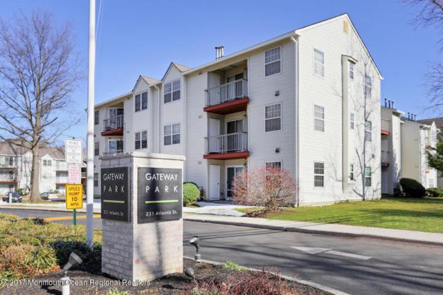 231 Atlantic Street #84, Keyport, NJ 07735 (MLS #21737940) :: The Dekanski Home Selling Team