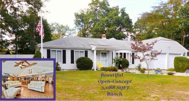 189 Shenandoah Boulevard, Toms River, NJ 08753 (MLS #21737982) :: The Dekanski Home Selling Team