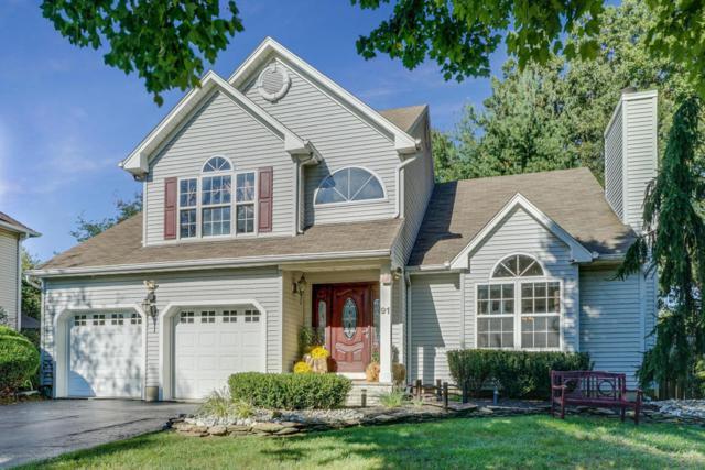 91 Heritage Drive, Shrewsbury Boro, NJ 07702 (MLS #21738079) :: The Dekanski Home Selling Team