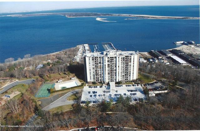1 Scenic Drive #109, Highlands, NJ 07732 (MLS #21738341) :: The Dekanski Home Selling Team