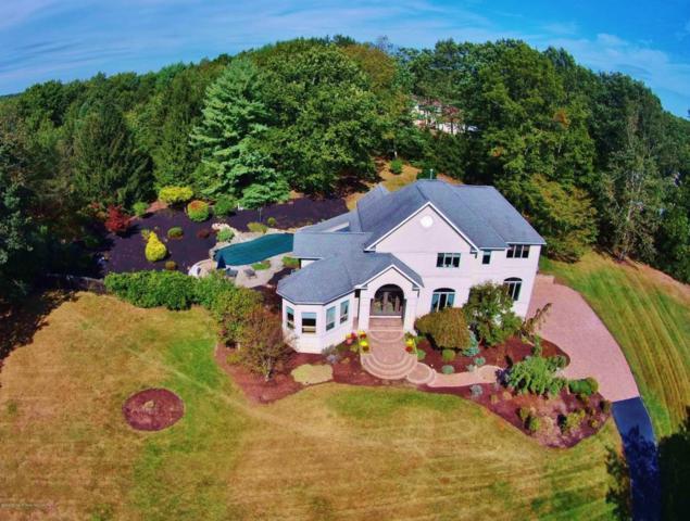 5 Cottrell Drive, Millstone, NJ 08510 (MLS #21738916) :: The Dekanski Home Selling Team
