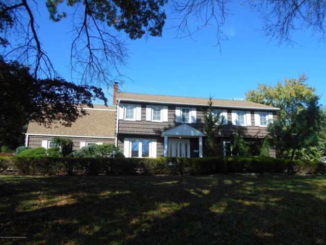 130 Lancaster Road, Freehold, NJ 07728 (MLS #21739061) :: The Dekanski Home Selling Team