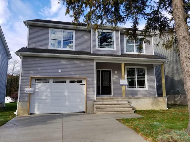 48 B Gouverneur Avenue, Toms River, NJ 08753 (MLS #21739184) :: The Dekanski Home Selling Team