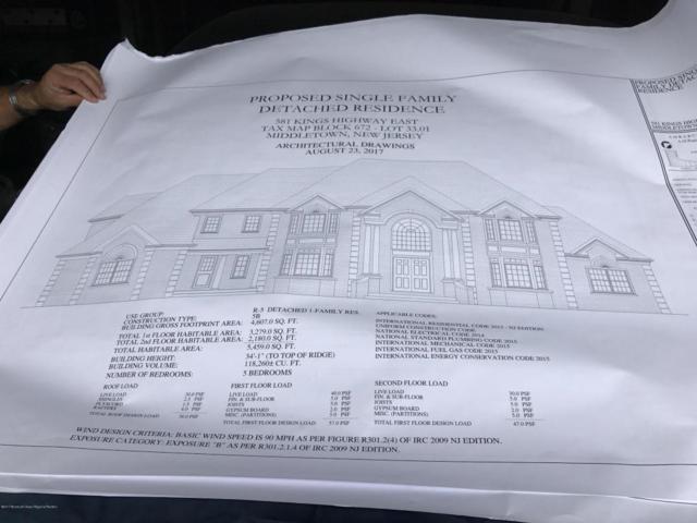 575 Kings Highway E, Atlantic Highlands, NJ 07716 (MLS #21739404) :: The Dekanski Home Selling Team