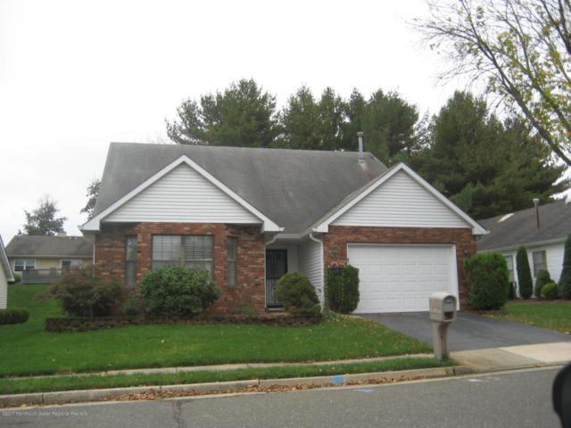 8 Clubhouse Lane, Marlboro, NJ 07746 (MLS #21739743) :: The Dekanski Home Selling Team