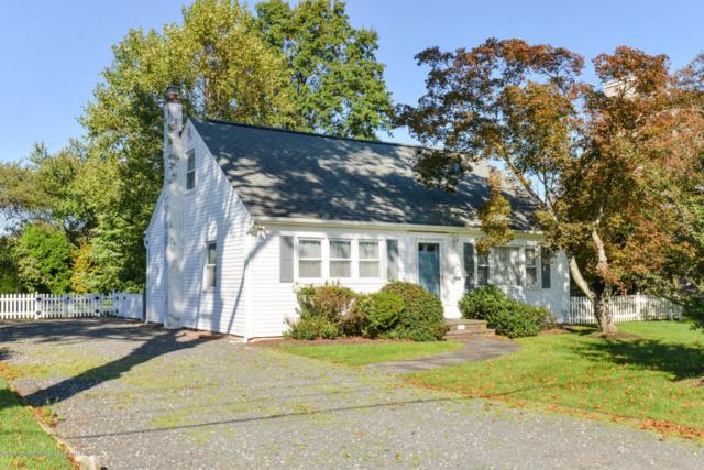 2147 Terrace Place, Sea Girt, NJ 08750 (MLS #21739888) :: The Dekanski Home Selling Team