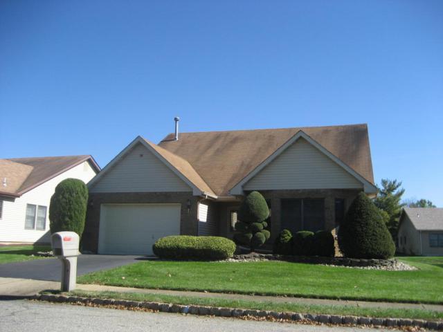 9 Caldwell Terrace, Marlboro, NJ 07746 (MLS #21740404) :: The Dekanski Home Selling Team