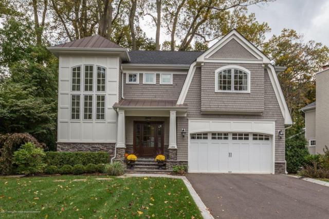 134 Woodland Drive, Fair Haven, NJ 07704 (MLS #21741188) :: The Dekanski Home Selling Team