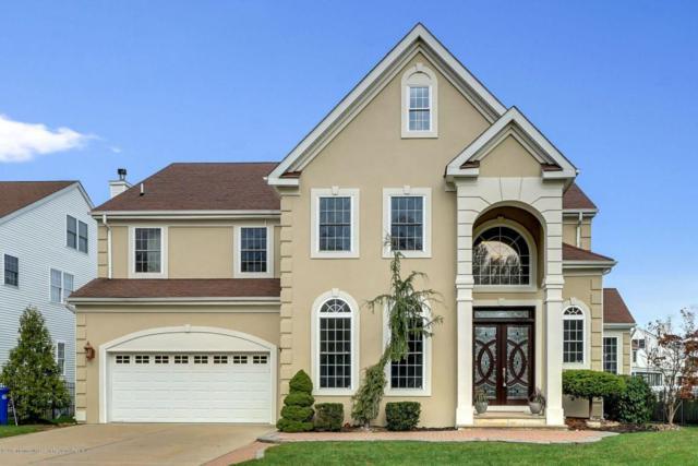 29 Bracken Court, Howell, NJ 07731 (MLS #21742137) :: The Dekanski Home Selling Team