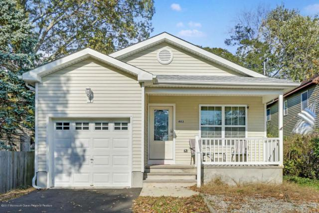 403 Elizabeth Avenue, Toms River, NJ 08753 (MLS #21742932) :: The Dekanski Home Selling Team