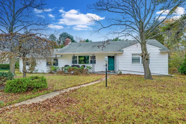 8 Woodland Drive, West Long Branch, NJ 07764 (MLS #21743546) :: The Dekanski Home Selling Team