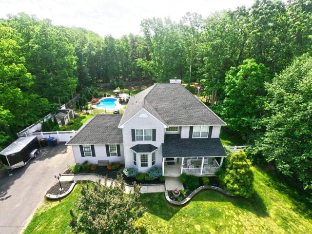 7 Arrowhead Circle, Jackson, NJ 08527 (MLS #21802276) :: The Dekanski Home Selling Team