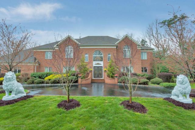 1 Wintergreen Court, Millstone, NJ 08510 (MLS #21808676) :: The Dekanski Home Selling Team