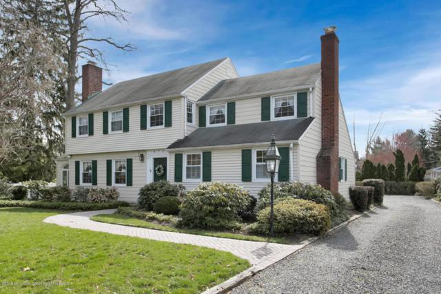 970 River Road, Fair Haven, NJ 07704 (MLS #21813557) :: The Dekanski Home Selling Team