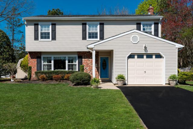 47 Pine Needle Street, Howell, NJ 07731 (MLS #21817130) :: The Dekanski Home Selling Team