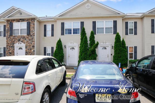 32 Aspen Court, Lakewood, NJ 08701 (MLS #21818696) :: The Dekanski Home Selling Team