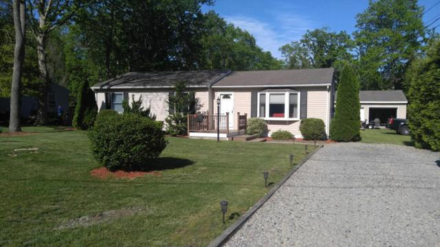 287 E Railroad Avenue, Bayville, NJ 08721 (MLS #21819803) :: The Dekanski Home Selling Team