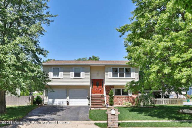 111 Pine Needle Street, Howell, NJ 07731 (MLS #21819810) :: The Dekanski Home Selling Team