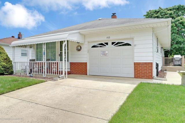 153 Liberta Drive, Toms River, NJ 08757 (MLS #21820584) :: The Dekanski Home Selling Team