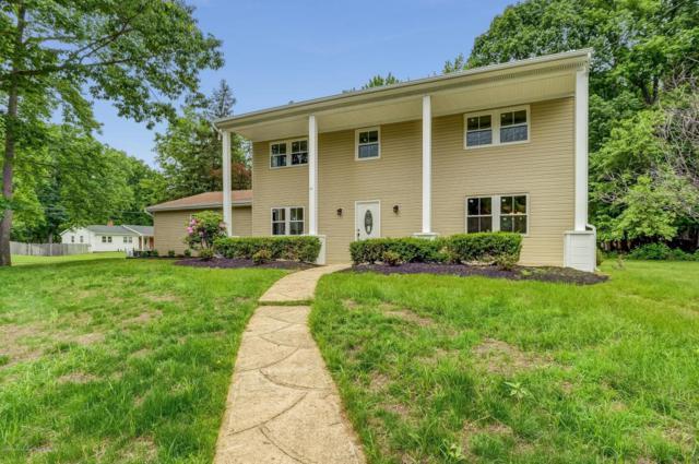 40 Sandburg Drive, Morganville, NJ 07751 (MLS #21821241) :: The Dekanski Home Selling Team