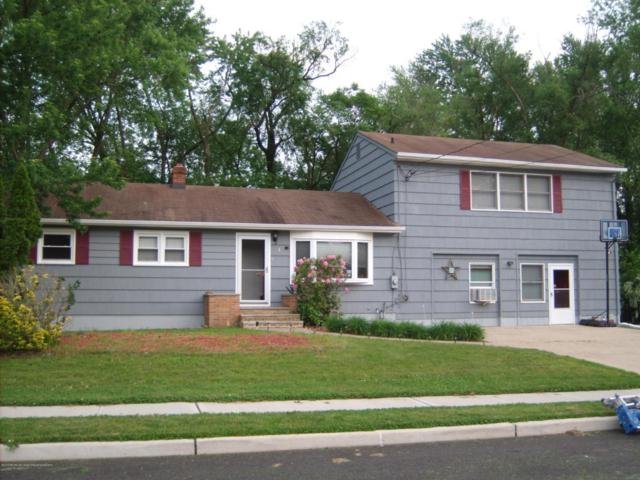 1 Marion Avenue, Howell, NJ 07731 (MLS #21821384) :: The Dekanski Home Selling Team