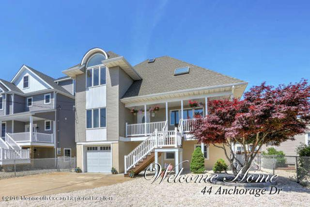 44 Anchorage Drive, Toms River, NJ 08753 (MLS #21822427) :: The Dekanski Home Selling Team