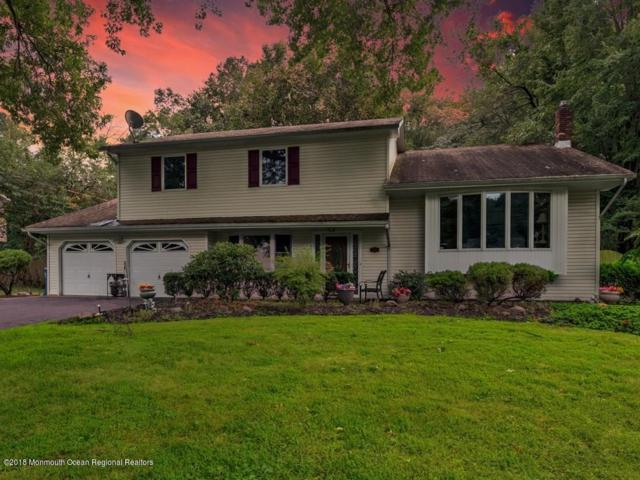 23 Duncan Drive, Morganville, NJ 07751 (MLS #21828329) :: The Dekanski Home Selling Team