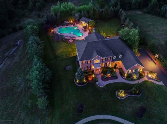 88 Tricentennial Drive, Freehold, NJ 07728 (MLS #21828968) :: The Dekanski Home Selling Team