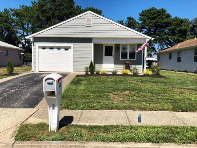 27 Roxton Place, Toms River, NJ 08757 (MLS #21828980) :: The Force Group, Keller Williams Realty East Monmouth