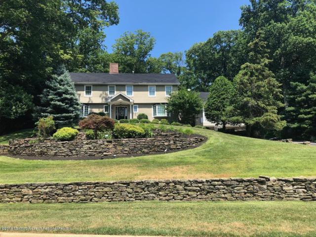 6 Grandview Drive, Holmdel, NJ 07733 (MLS #21836629) :: The Force Group, Keller Williams Realty East Monmouth