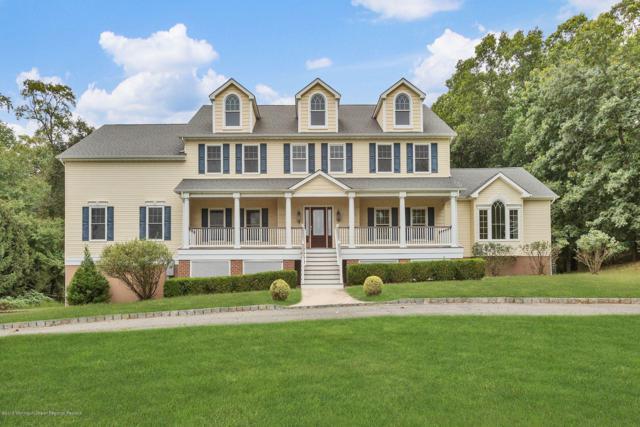 19 Scotto Farm Lane, Millstone, NJ 08535 (MLS #21837353) :: Vendrell Home Selling Team