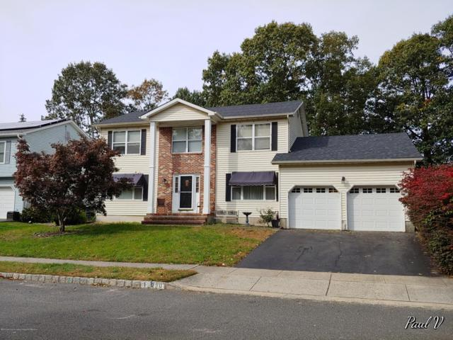 120 Moses Milch Drive, Howell, NJ 07731 (MLS #21841776) :: The MEEHAN Group of RE/MAX New Beginnings Realty
